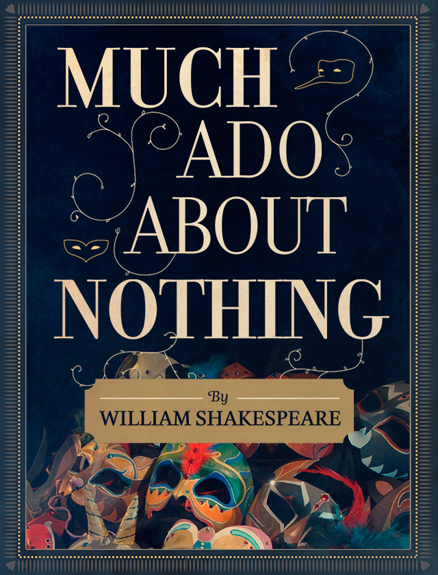 an essay on william shakespeares much ado about nothing A character analysis of benedick and beatrice in much ado about nothing by william shakespeare pages 2  sign up to view the rest of the essay read the full essay.