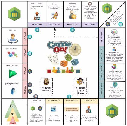 own board game make your
