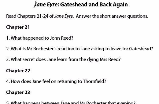 jane eyre chapter 23