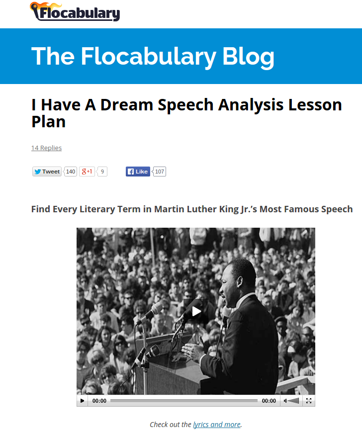 i have a dream speech meaning