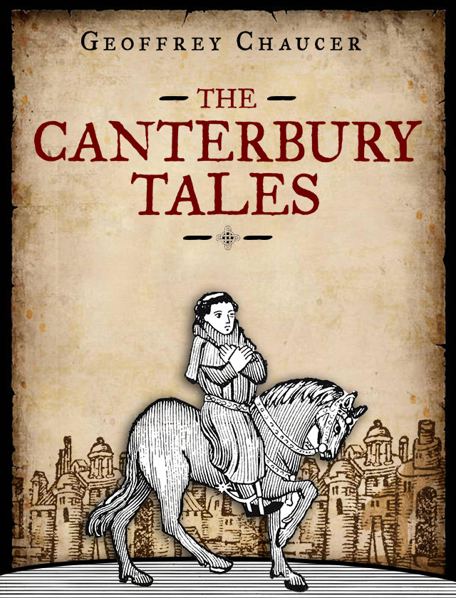 an analysis of themes in the canterbury tales a book by geoffrey chaucer