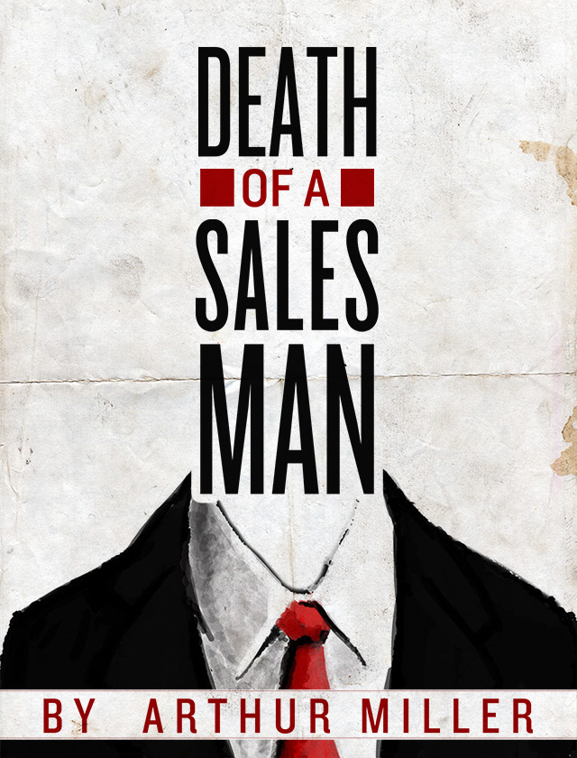 a report on death of a salesman by arthur miller
