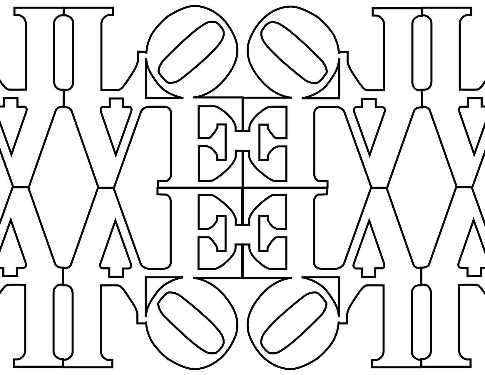 robert indiana love coloring pages pack