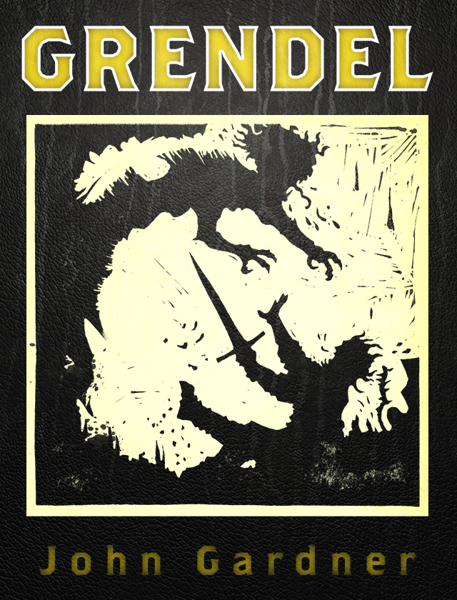 gardner s grendel and existentialism Existentialism in grendel the debate between existentialism and the rest of the world is a fierce, albeit recent one before the dawn of science and the age of reason, it was universally accepted that there were such things as gods, right and wrong, and heroism.