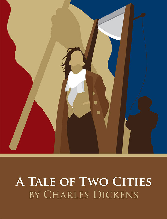 symbolism in a tale of two cities by charles dickens