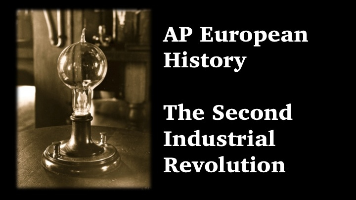 a look at the industrial revolution