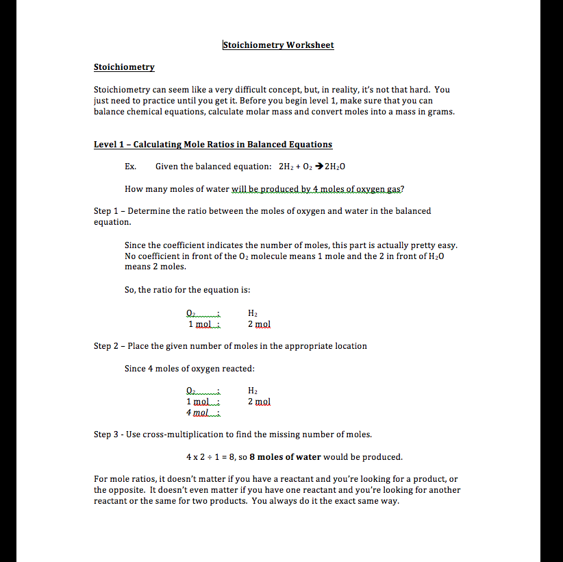 stoichiometry essay Agree or disagree essay stoichiometry homework help custom research analysis paper cheap laptops for homework.
