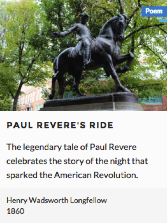 memoirs paul revere essays Title of essay: memoirs of paul revere (a subtitle is permitted if written below the topic) contestant's full name and address.