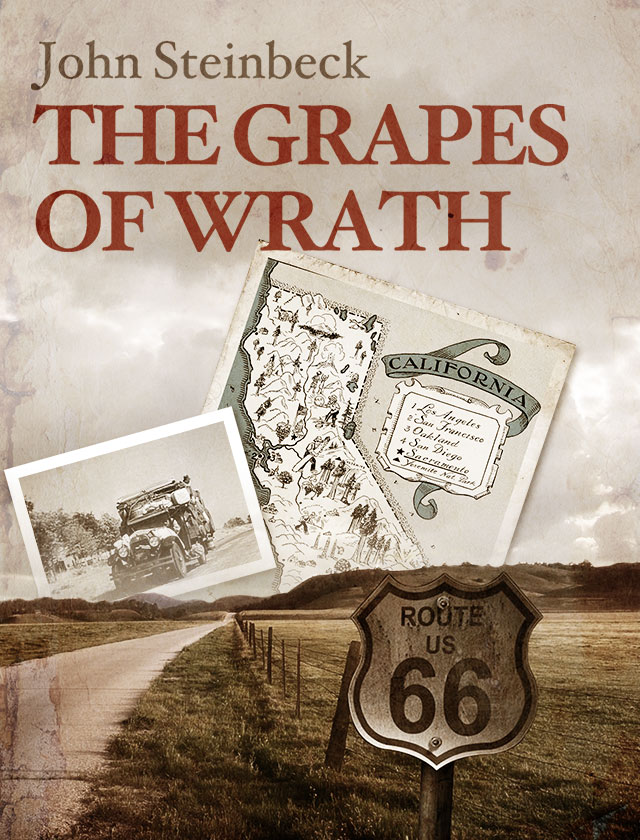 the grapes of wrath 2 essay The grapes of wrath essay examples 537 total results and grampa, a character in the novel the grapes of wrath by john steinbeck 860 words 2 pages.